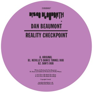 Dan Beaumont/REALITY CHECKPOINT 12""