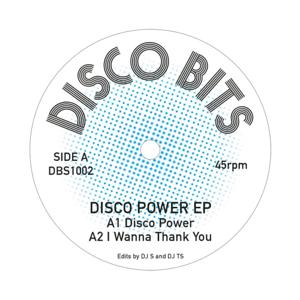 "Disco Bits/DISCO POWER EP 12"""