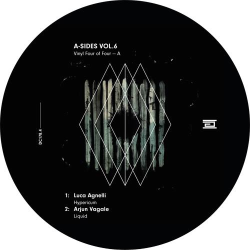 """Various/A-SIDES VOL 6 PT 4 12"""""""