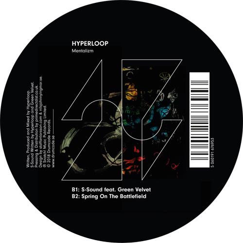 """Hyperloop & Green Velvet/MENTALIZM 12"""""""