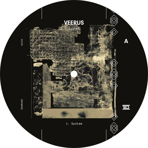 "Veerus/SYSTEM EP 12"""