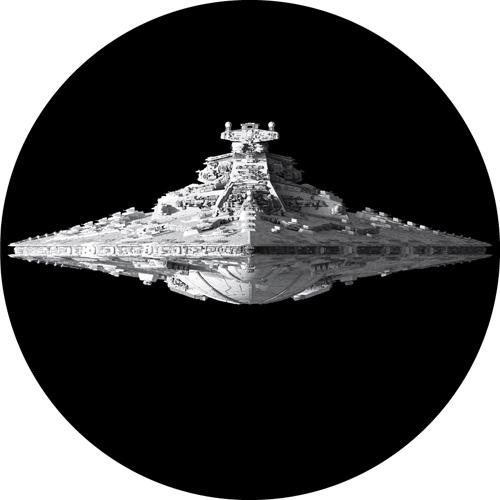 Destroyer/GLOW IN THE DARK SLIPMAT