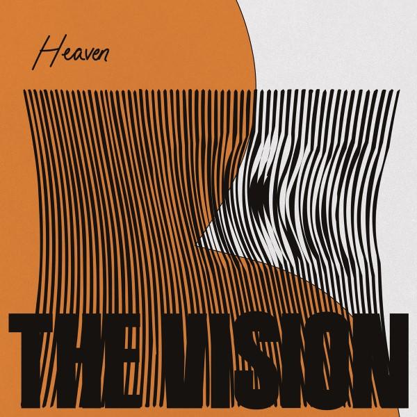 """The Vision/HEAVEN (MOUSSE T REMIX) 12"""""""