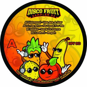 "Various/DISCO FRUIT SAMPLER 02 12"""