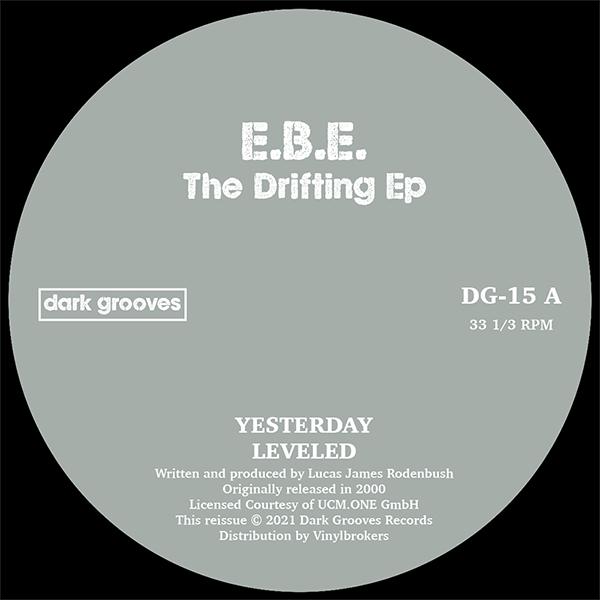 "E.B.E./THE DRIFTING EP 12"""