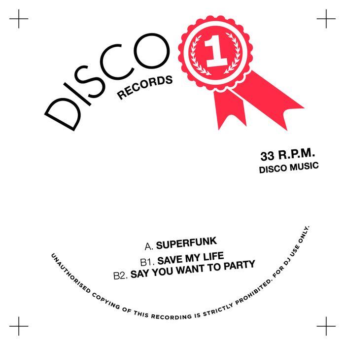 "Various/DISCO1 12"""