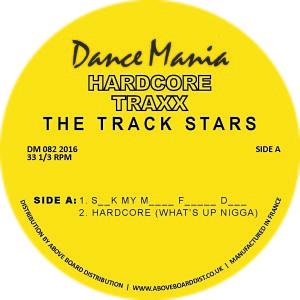 "Track Stars/HARDCORE TRAXX 12"""
