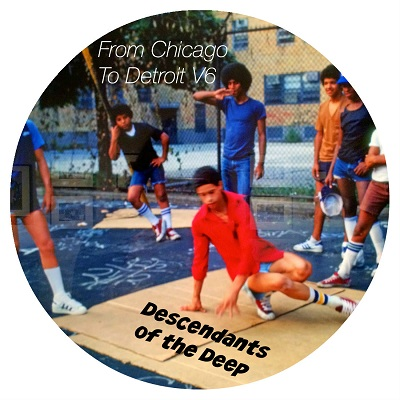 Various/FROM CHICAGO TO DETROIT V6 12""