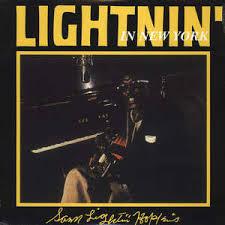 Lightnin' Hopkins/LIGHTNIN' IN N.Y. LP