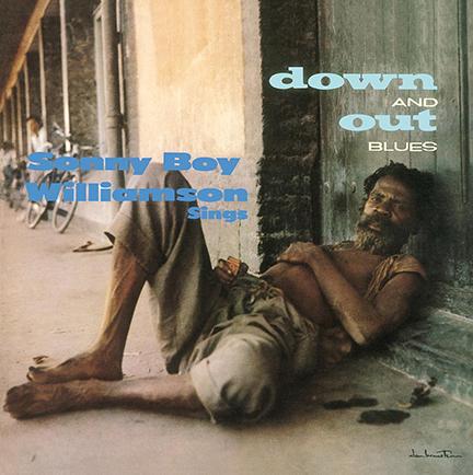 Sonny Boy Williamson/DOWN N OUT(180g) LP