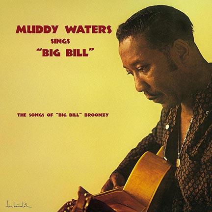 Muddy Waters/SINGS BIG BILL (180g) LP