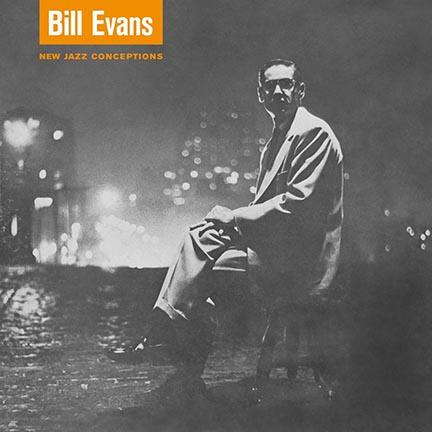 Bill Evans/NEW JAZZ CONCEPTIONS(180g) LP