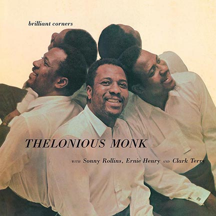 Thelonious Monk/BRILLANT CORNERS(180g)LP