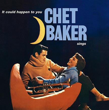 Chet Baker/IT COULD HAPPEN TO (180g) LP