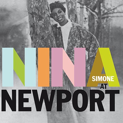 Nina Simone/NINA AT NEWPORT (180g) LP