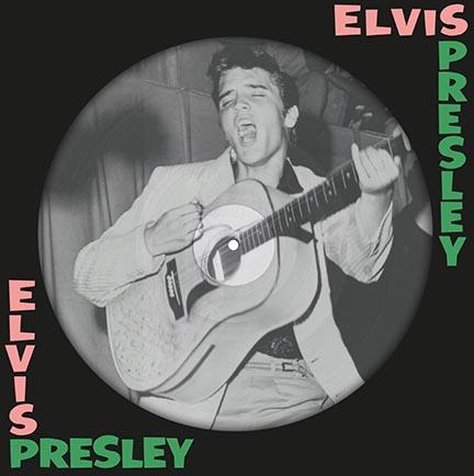 Elvis Presley/FIRST ALBUM PIC LP