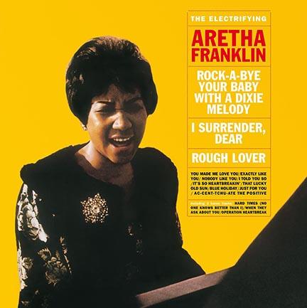 Aretha Franklin/ELECTRIFYING (180g) LP