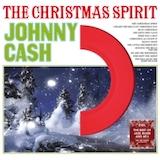 Johnny Cash/CHRISTMAS SPIRIT COLOR LP