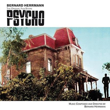 Bernard Herrmann/PSYCHO OST (RED) LP
