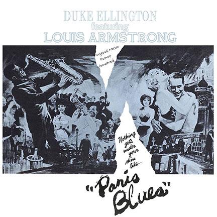 Duke Ellington/PARIS BLUES OST (180g) LP