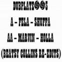 "Beatsy Collins/MARVIN & FELA RE-EDITS 7"""