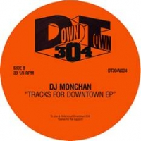 """DJ Monchan/TRACKS FOR DOWNTOWN EP 12"""""""