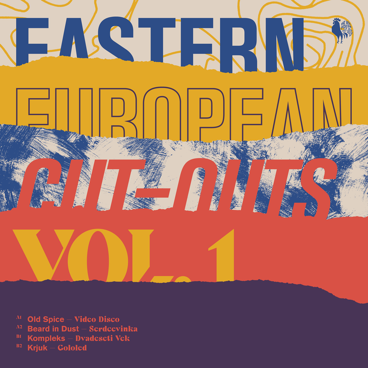 Various/EASTERN EUROPEAN CUT-OUTS V1 12""