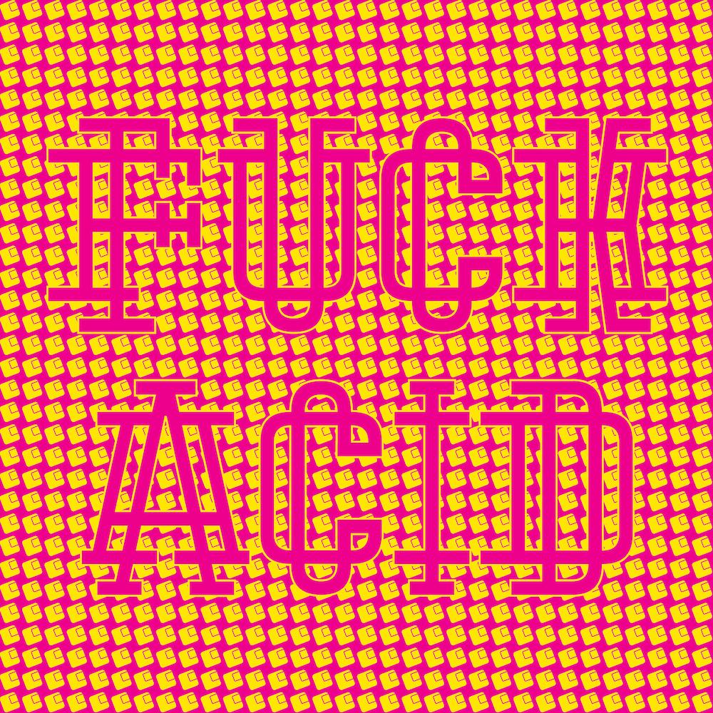 "Various/F*CK ACID PART TWO 12"""