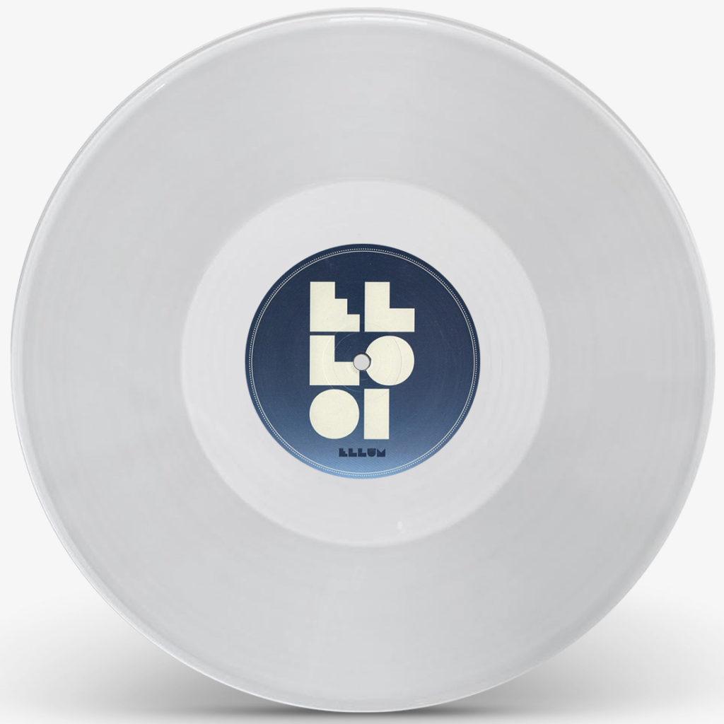 """Maceo Plex/HIGH & SEXY EP (CLEAR) 12"""""""