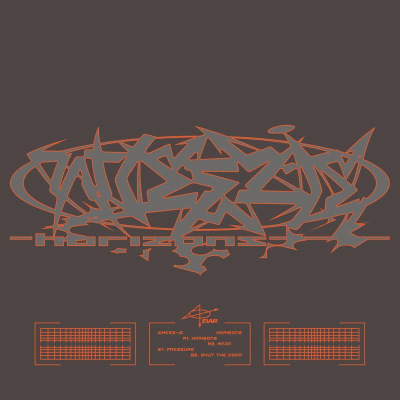 "Wheez-ie/HORIZONS EP 12"""