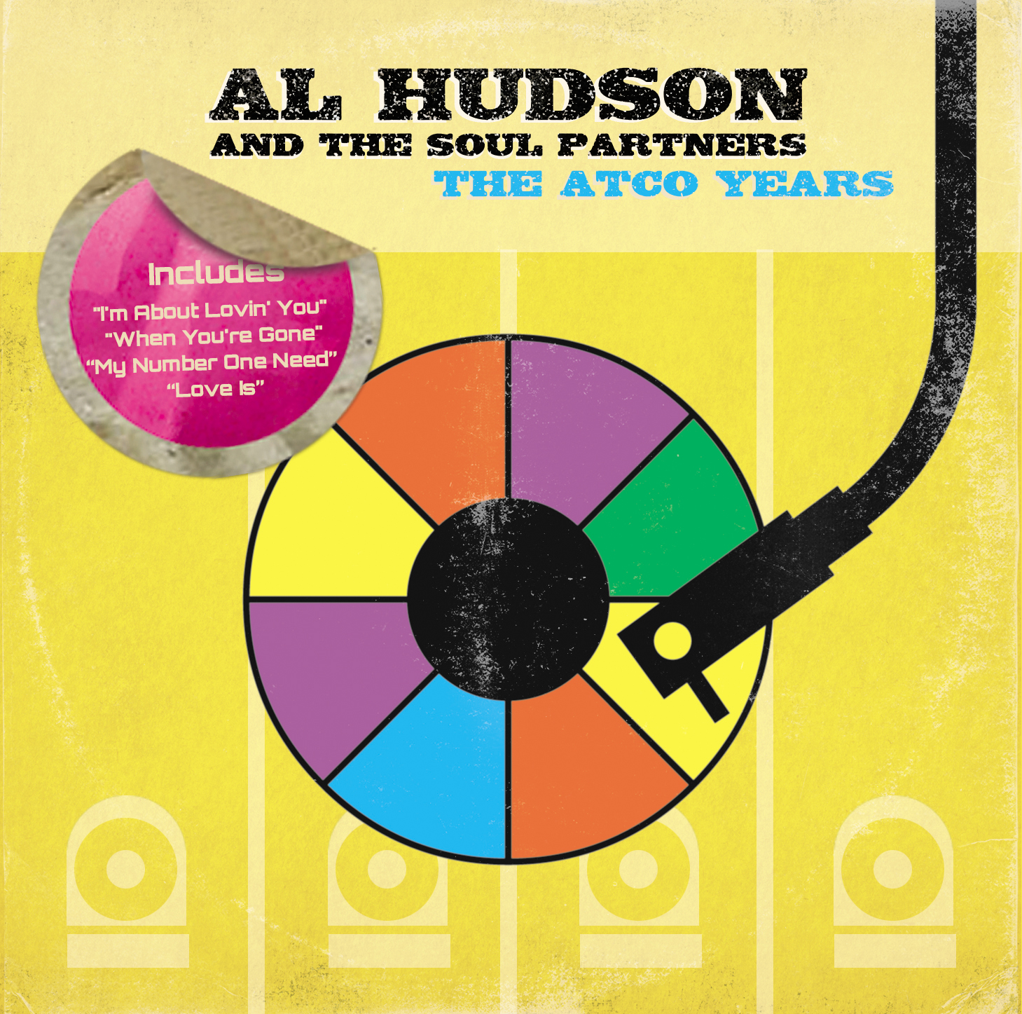 Al Hudson & Soul Partners/ATCO YEARS CD