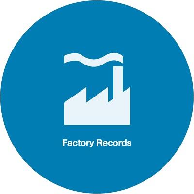 Factory Records/BLUE LOGO SLIPMAT
