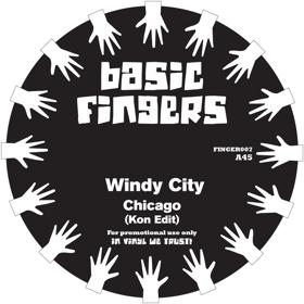 "Kon/WINDY CITY & ILLVESTER 12"""
