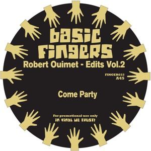 """Robert Ouimet/BASIC FINGERS EDITS V2 12"""""""