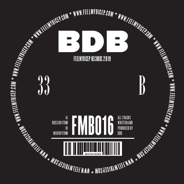 """BDB/BOSS RHYTHM 12"""""""