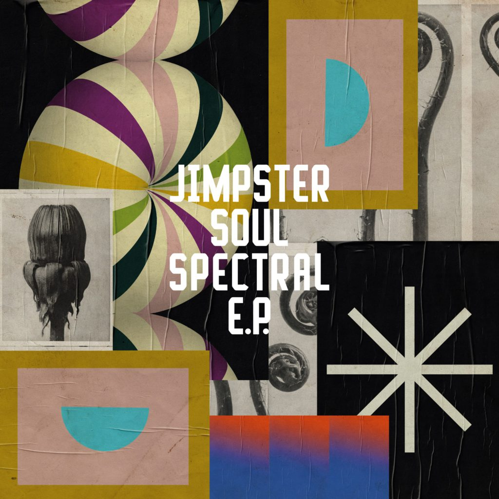 """Jimpster/SOUL SPECTRAL EP 12"""""""