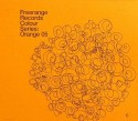 Various/FREERANGE COLOUR:ORANGE CD