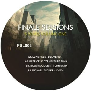 """Various/5 YEARS OF FINALE SESSIONS 1 12"""""""
