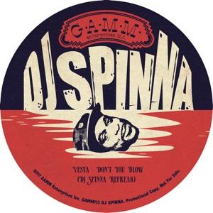 """DJ Spinna/REFREAKS 12"""""""