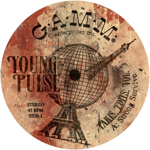 """Young Pulse/PARIS EDITS VOL. 5 12"""""""
