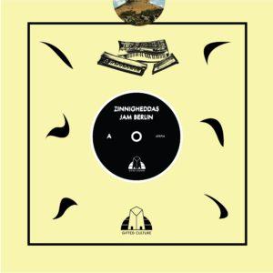 "Various/ZINNIGHEDDAS JAM BERLIN EP 12"""