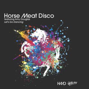 """Horse Meat Disco/LET'S GO DANCING 12"""""""