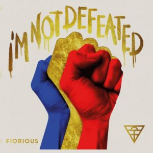 """Fiorious/I'M NOT DEFEATED 12"""""""