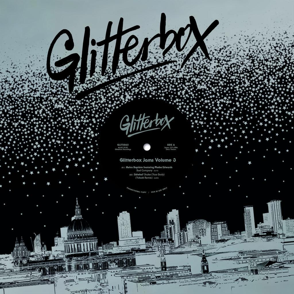 "Various/GLITTERBOX JAMS VOL 3 12"""