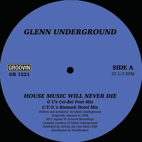 Groove distribution singles house glenn for Groove house music