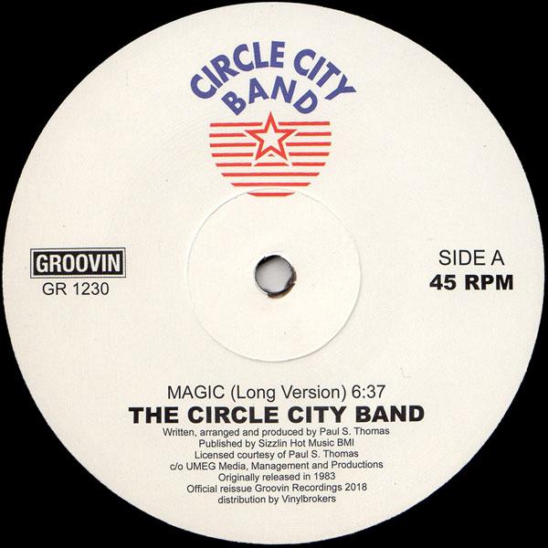 """Circle City Band/MAGIC 12"""""""