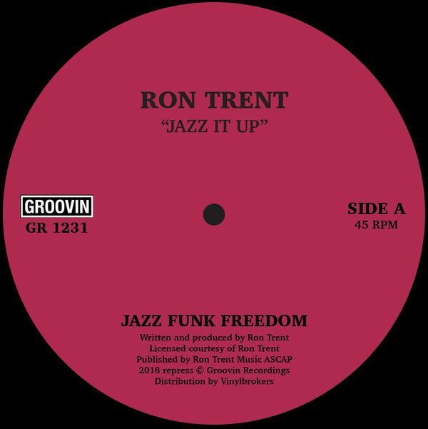 Ron Trent/JAZZ IT UP (REPRESS) 12""