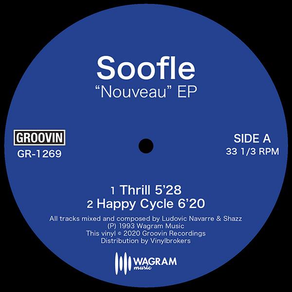 "Soofle/NOUVEAU EP 12"""