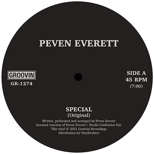 """Peven Everett/SPECIAL 12"""""""