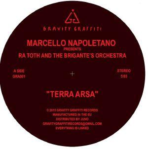 """Marcello Napoletano/TERRA ARSA 12"""""""